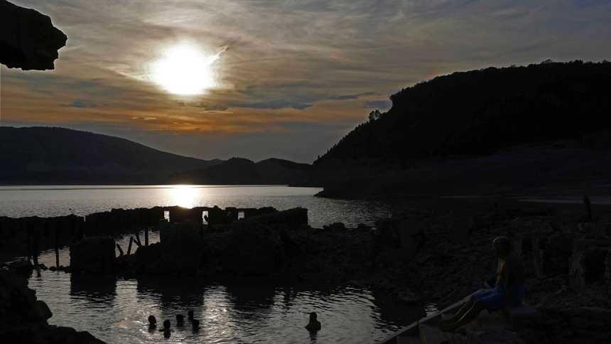 Entra un frente atlántico con lluvias por el noroeste de Galicia
