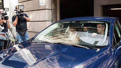 """La Generalitat y los Mossos """"no aceptan"""" que un mando de Interior les coordine en Cataluña"""