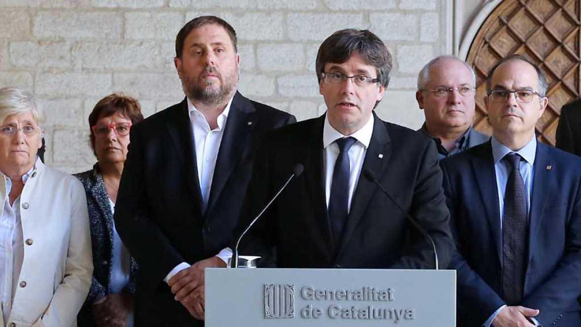 Informe Semanal - El laberinto catalán - ver ahora