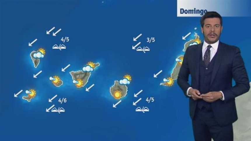 El tiempo en Canarias - 24/09/2017