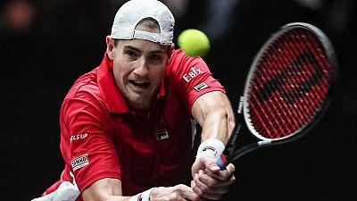 Tenis - Laver Cup 2017 Tercer partido desde Praga: R.Nadal - J.Isner - ver ahora