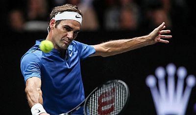 Federer gana a Kyrgios y logra la Laver Cup para Europa