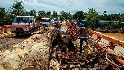 En las últimas semanas la República Dominicana ha sufrido los efectos de dos huracanes, Irma y María