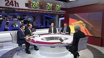 La noche en 24 horas - Especial elecciones alemanas -ver