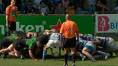 Rugby - Liga División de Honor 2ª jornada: Gernika RT - CR Cisneros - ver ahora