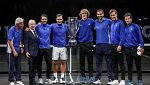 Tenis - Laver Cup 2017 Cuarto partido desde Praga: R.Federer - N.Kyrgios
