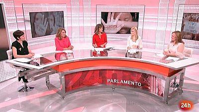 Parlamento - El debate - Violencia de género -23/09/2017