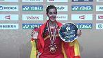 Bádminton - World Superseries Yonex Open Japón Final: Carolina Marín - He Bingjiao