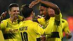 Un Dortmund en racha espera al Madrid en Champions