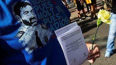 Interior rechaza la petición de los Mossos de llevar el dispositivo del 1-O a Junta de Seguridad de Cataluña