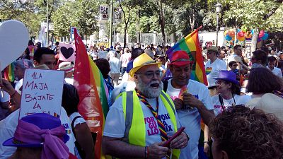 Crónicas - El tiempo del arco iris - ver ahora