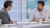 Los desayunos de TVE - Ramón Espinar, portavoz de Unidos Podemos en el Senado y secretario general de Podemos Madrid - ver ahora