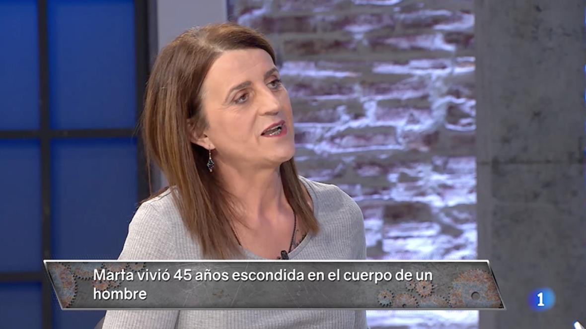 Entrevista a Marta Reina, la primera policía catalana transexual.