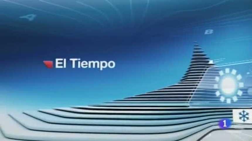 El Tiempo en Castilla-La Mancha - 26/09/17