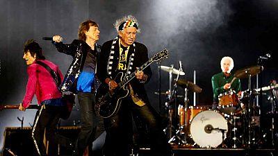 Los Rolling Stones ya están en Barcelona donde actuará