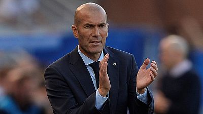 """Zidane: """"Hicimos un gran partido y eso ha sido la diferencia"""""""