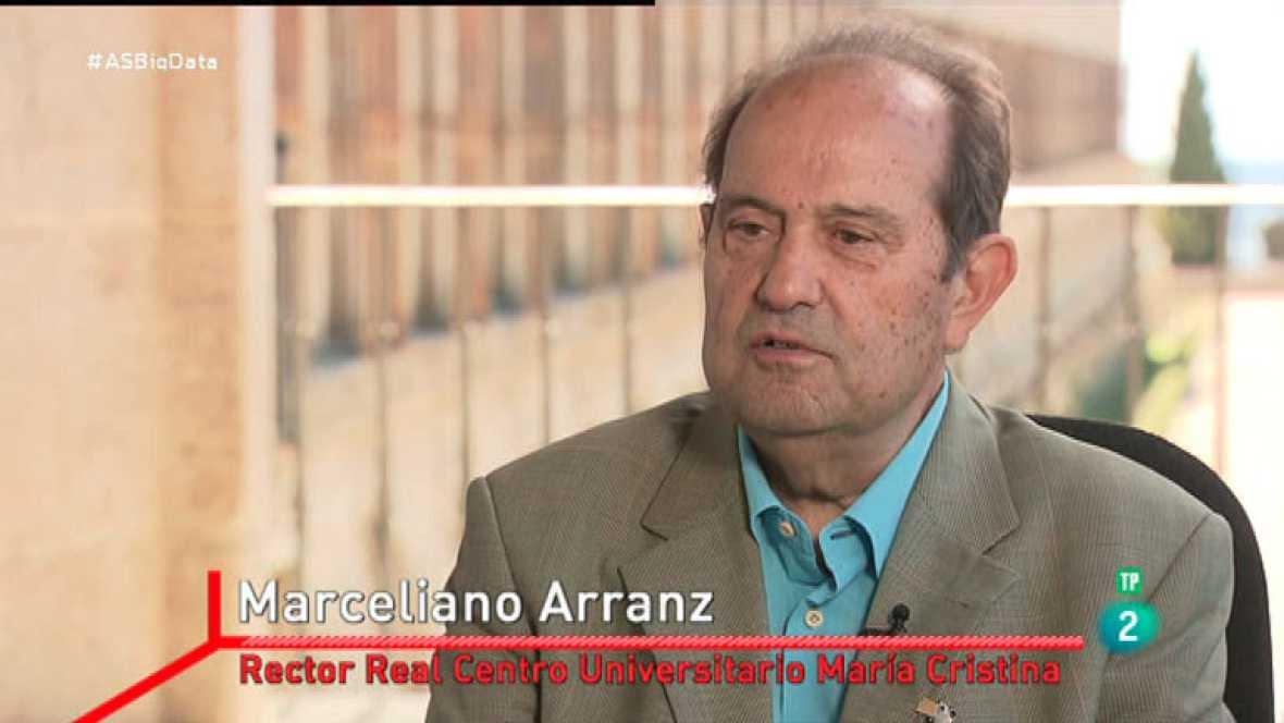 La Aventura del saber. TVE. Marceliano Arranz