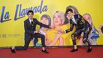 Playzinemaldia - Los Javis ensayan el corte de la tarta nupcial