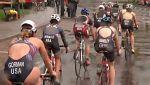 Triatlón - ITU World Series Prueba Rotterdam (Holanda). Resumen