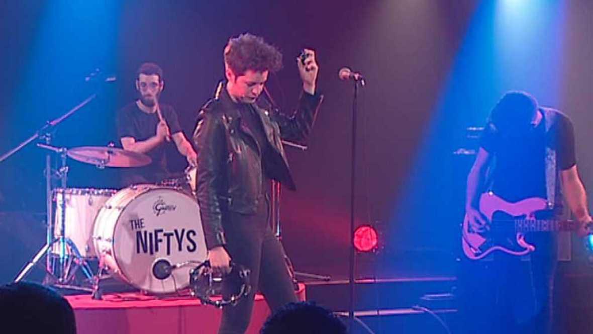 Los conciertos de Radio 3 - The Niftys - ver ahora