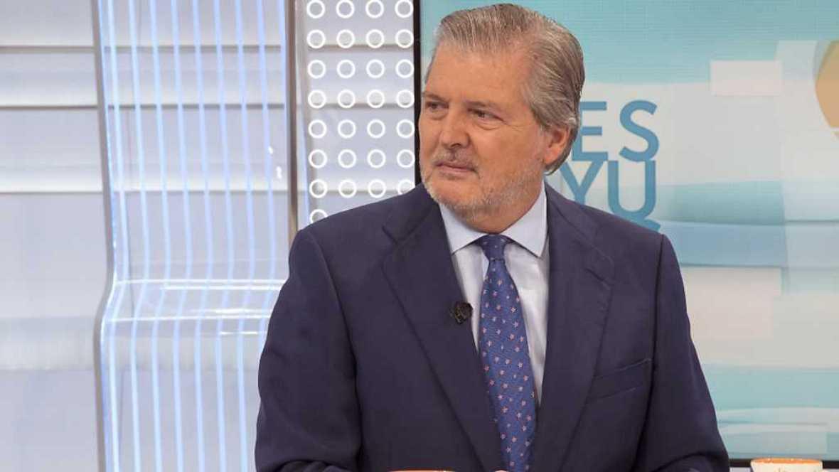 Los desayunos de TVE - Íñigo Méndez de Vigo, ministro de Educación, Cultura y Deporte y portavoz del Gobierno - ver ahora