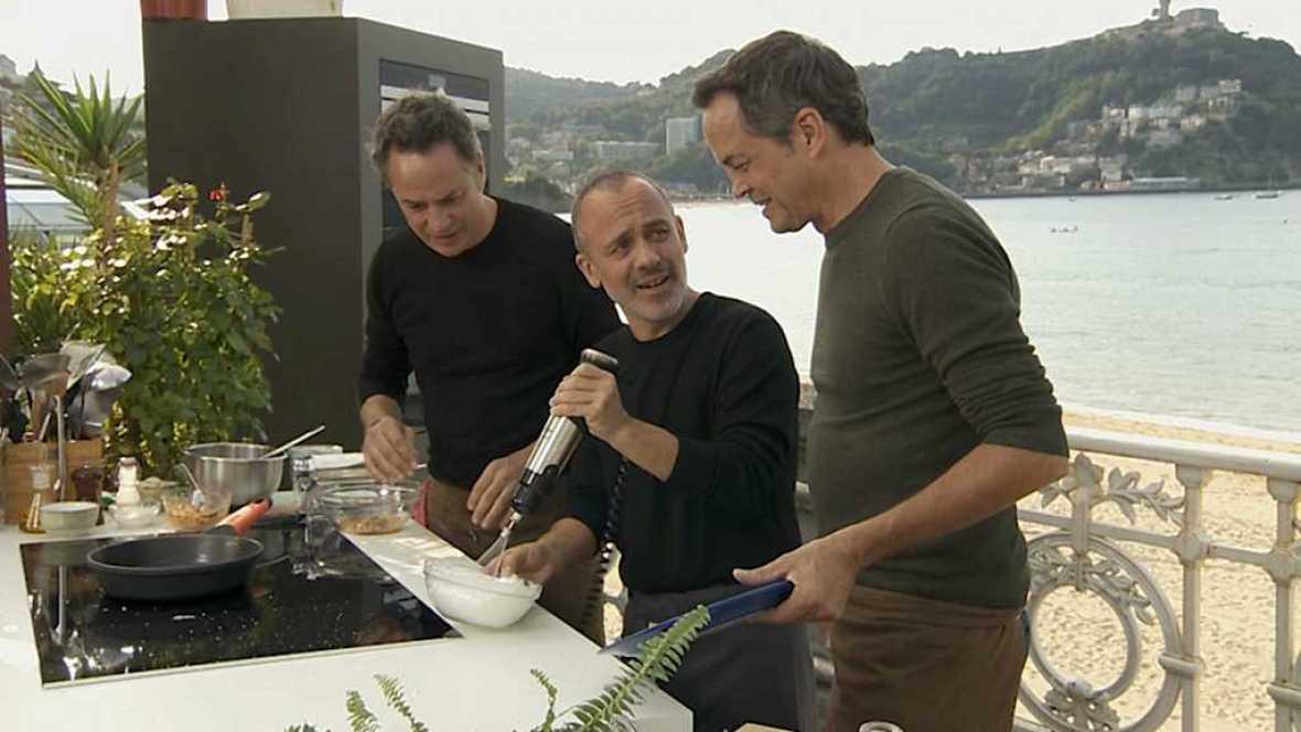 Torres en la cocina - Especial Festival de San Sebastián - ver ahora