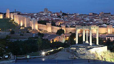 Nuevo proyecto para proteger el casco histórico de Ávila