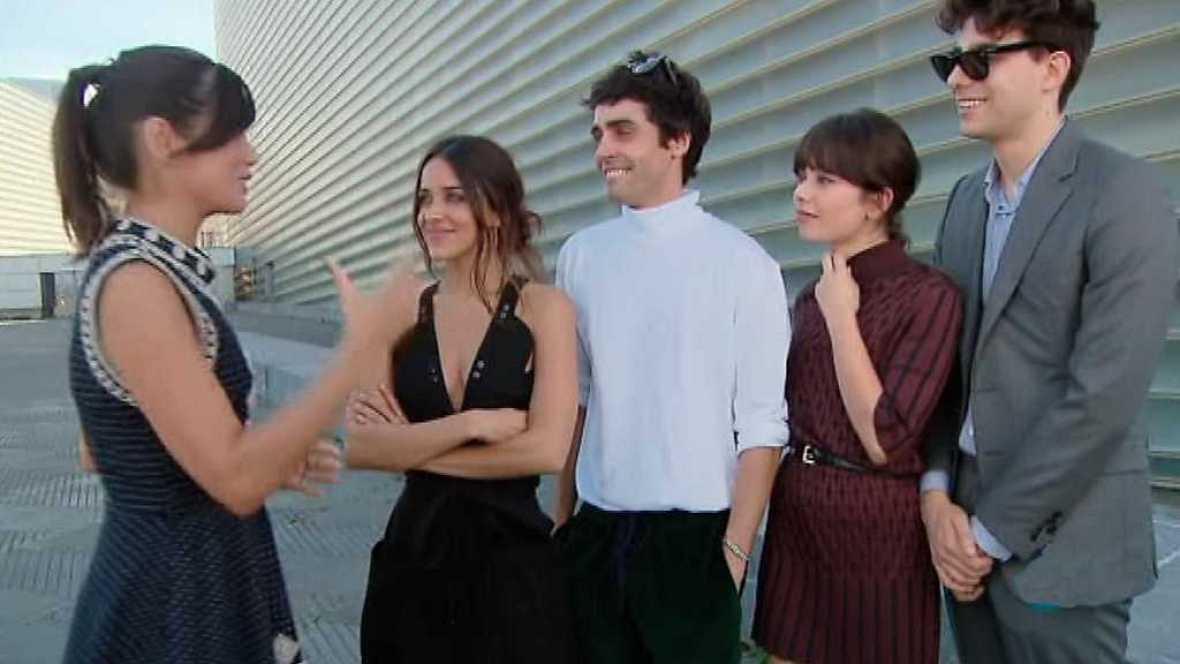 Especial Festival de cine de San Sebastián - 28/09/17 - ver ahora