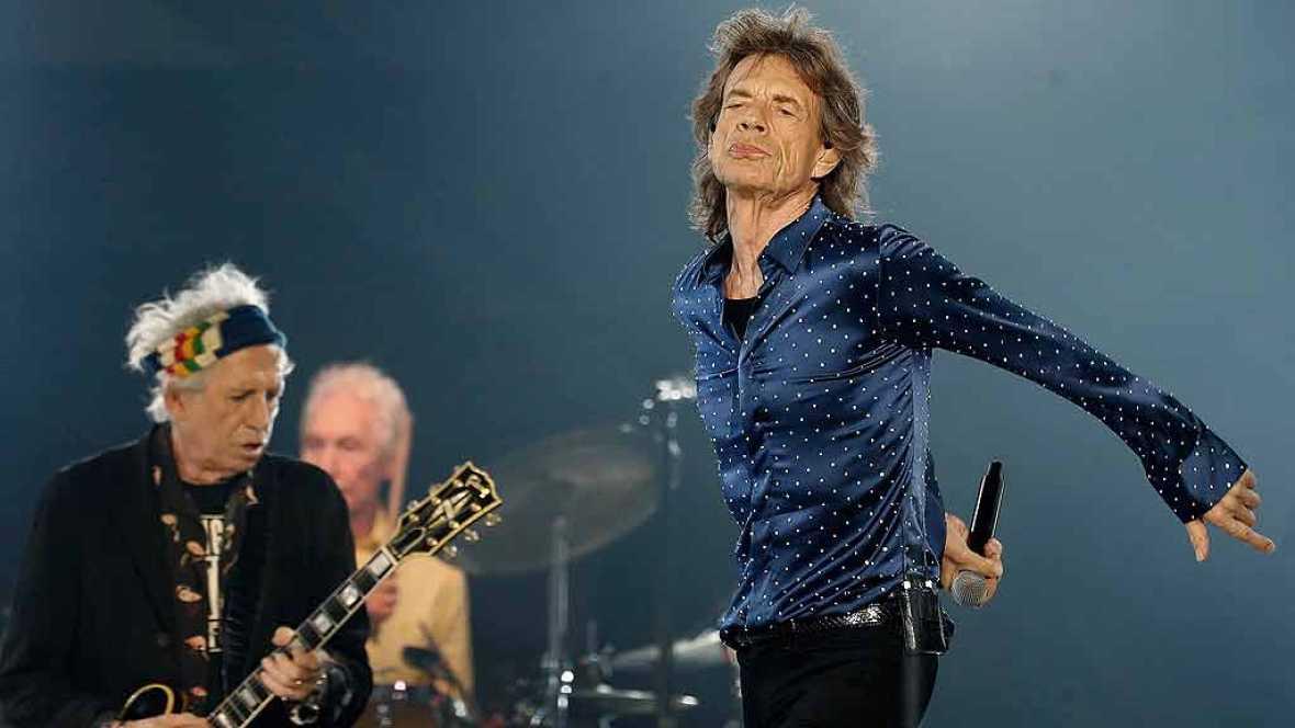 Los Rolling Stones, incombustibles en Barcelona