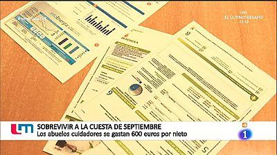 Afrontando la cuesta de septiembre