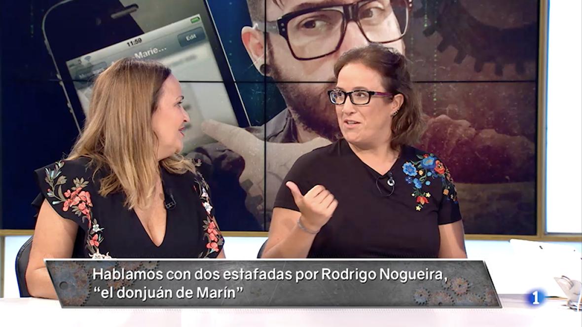 """Rodrigo Nogueira, conocido como """"el donjuán de Marín"""" estafó a más de 60 mujeres, entre ellas a Gloria y Geni"""