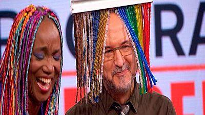 Programa inesperat -  Amb el cabell de Lucrecia!
