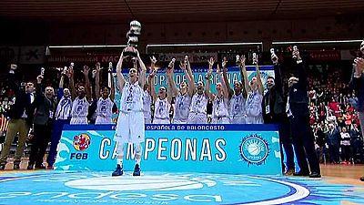 Baloncesto - Presentación Liga Femenina Temporada 2017/2018 - ver ahora