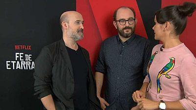 Especial Festival de cine de San Sebastián - 29/09/17 - ver ahora