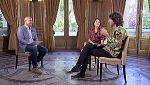 Conversatorios en Casa de América - Georgina y Andy Chango
