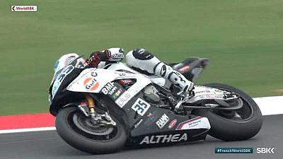 Motociclismo - Campeonato del Mundo Superbike. Superpole, prueba Magny Cours (Francia)