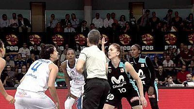Baloncesto - Liga Femenina, 1ª jornada: Perfumerías Avenida - Movistar Estudiantes, desde Madrid - ver ahora