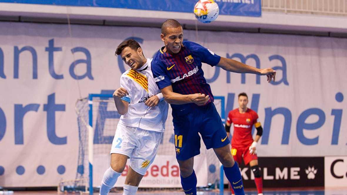FC Barcelona líder en solitario tras vencer los tres primeros encuentros