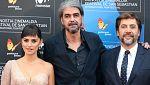 Penélope Cruz y Javier Bardem presentan Lovin Pablo