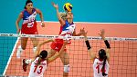Voleibol - Campeonato de Europa Femenino, 2ª Semifinal