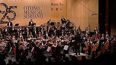 Los conciertos de La 2 - Otoño Musical Soriano (parte 1ª) - ver ahora