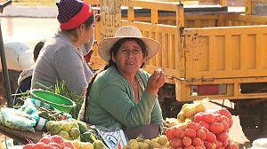Bolivia: sembrar esperanza