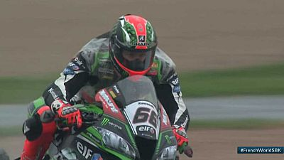 Motociclismo - Campeonato del Mundo Superbike. Supersport, prueba Magny Cours (Francia) - ver ahora