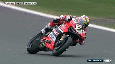 Motociclismo - Campeonato del Mundo Superbike. WSBK 2ª Carrera, prueba Magny Cours (Francia) - ver ahora