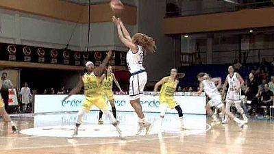 Baloncesto - Liga Femenina, 1ª jornada: Star Center Uni Ferrol - Mann Filter, desde Madrid - ver ahora