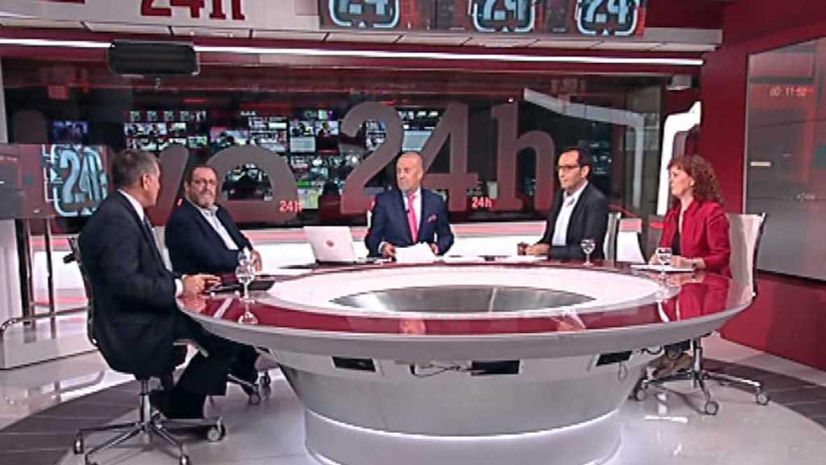 """Especial Informativo - Programa especial: """"Procés"""" catalán (1) - 01/10/17 - ver ahora"""