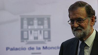 """Referéndum en Cataluña: Rajoy asegura que el referéndum """"no ha existido"""" y que el """"único responsable"""" es el Govern"""