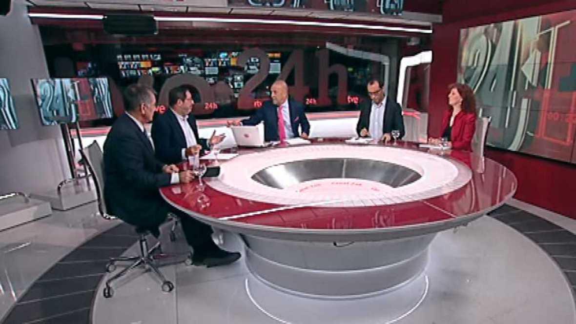 """Especial Informativo - Programa especial: """"Procés"""" catalán (2) - 01/10/17 - ver ahora"""