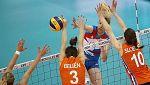 Voleibol - Campeonato de Europa Femenino, Final