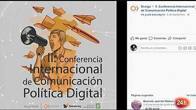 Parlamento - El reportaje - II Conferencia de comunicación política digital - 30/09/2017